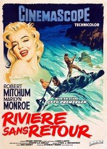 Affiche La riviere