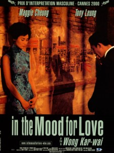 In the mood Affiche