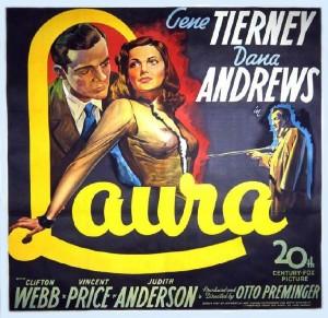 Laura - affiche