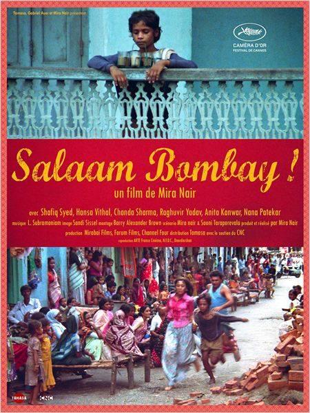 Salaam bombay affiche 2